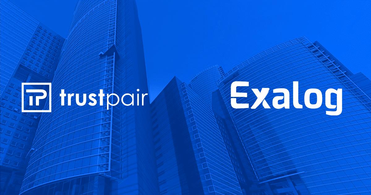 Webinar Trustpair x Exalog - Sécurité des paiements