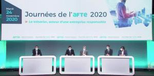 Digitalisation dans la trésorerie et financement - AFTE 2020