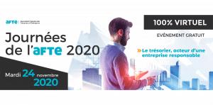 Trustpair est partenaire des Journées de l'AFTE 2020