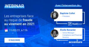 Webinar Trustpair x Accenture - 11 février 2021