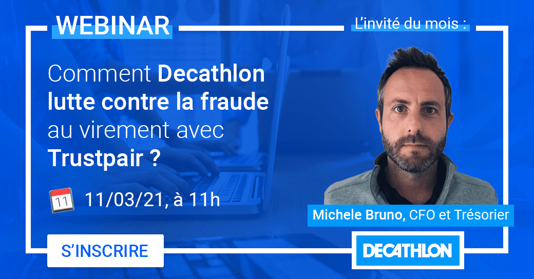 Webinar Decathlon x Trustpair