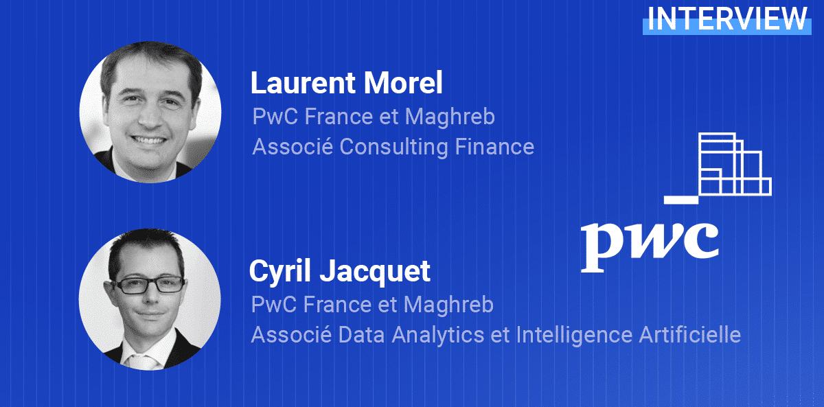 Interview Trustpair - Laurent Morel et Cyril Jacquet - PwC - Data Management et Directions financières
