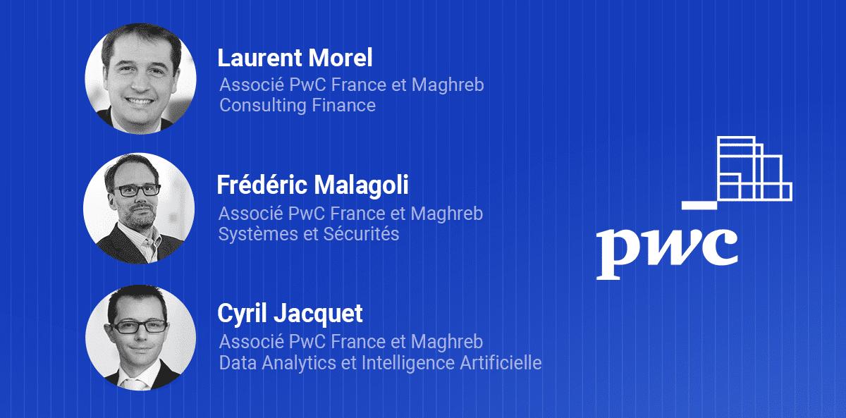 Interview Trustpair - Cyril Jacquet, Michael Lisch et Frederic Malagoli - PwC - Cybersécurité et Data Management